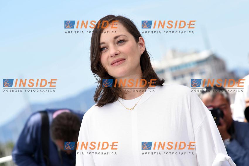 Marion Cotillard<br /> Cannes 17-05-2017 70&deg;Edizione Festival del Cinema di Cannes.<br /> Foto Panoramic / Insidefoto