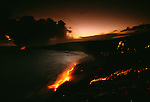 Kilauea Volcano eruption, Hawaii Volcanoes National Park, Hawaii