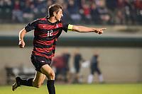 Stanford Soccer M vs Washington, October 12, 2017
