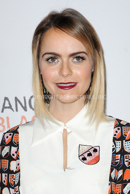 WWW.ACEPIXS.COM<br /> June 11, 2015 New York City<br /> <br /> Taryn Manning attending the 'Orangecon' Fan Event at Skylight Clarkson SQ on June 11, 2015 in New York City.<br /> <br /> Credit : Kristin Callahan/ACE Pictures<br /> Tel: (646) 769 0430<br /> e-mail: info@acepixs.com<br /> web: http://www.acepixs.com