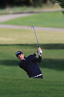 Mathieu Fenasse (FRA) on the 7th during Round 2 of the Challenge Tour Grand Final 2019 at Club de Golf Alcanada, Port d'Alcúdia, Mallorca, Spain on Friday 8th November 2019.<br /> Picture:  Thos Caffrey / Golffile<br /> <br /> All photo usage must carry mandatory copyright credit (© Golffile | Thos Caffrey)