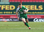 Connacht's Matt Healy in action during todays match<br /> <br /> Rugby - Scarlets V Connacht - Guinness Pro12 - Sunday 15th Febuary 2015 - Parc-y-Scarlets - Llanelli<br /> <br /> © www.sportingwales.com- PLEASE CREDIT IAN COOK