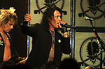 SIOUX FALLS, SD - MARCH 30: Stephen Pearcy of RATT performs with Hairball at the grand opening of the Brennan Rock and Roll Academy Saturday March 30, 2013 in Sioux Falls, SD. (Photo by Dave Eggen/Inertia)