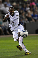 Cory Gibbs...Kansas City Wizards defeated New England Revolution 4-1 at Community America Ballpark, Kansas City , Kansas.
