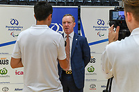 2019 Paralympics Australia launch with PM, Scott Morrison, Bridget McKenzie Min for Sport and PA President Jock O'Callaghan<br /> Sydney Olympic Park NSW<br /> Wednesday 6th February 2019 <br /> &copy; STL / Jeff Crow / Paralympics Australia