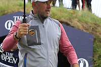 Lee Westwood (ENG) walks to the 9th tee during Sunday's Final Round of the 148th Open Championship, Royal Portrush Golf Club, Portrush, County Antrim, Northern Ireland. 21/07/2019.<br /> Picture Eoin Clarke / Golffile.ie<br /> <br /> All photo usage must carry mandatory copyright credit (© Golffile | Eoin Clarke)