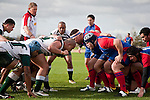 Counties Manukau Premier Club Rugby game between Ardmore Marist and Manurewa, played at Bruce Pulman Park, Papakura on Saturday July 18th 2009..Ardmore Marist won the game 32 - 5 after leading 10 - 5 at halftime.