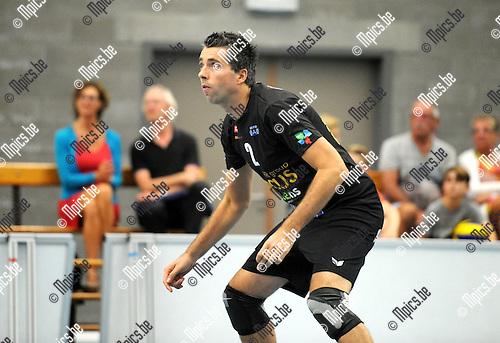 2014-08-30 / Volleybal / seizoen 2014-2015 / Vosselaar / Tom Lemmens<br /><br />Foto: Mpics.be