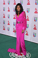 LAS VEGAS, NV - NOVEMBER 15 :  Natalie Cole pictured at the 2012 Latin Grammys at Mandalay Bay Resort on November 15, 2012 in Las Vegas, Nevada.  Credit: Kabik/Starlitepics/MediaPunch Inc. /NortePhoto