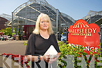 Kathleen O'Rourke, Oakpark Tralee, winner of the Kerry's Eye and Ballyseedy Garden Centre Competition at Ballyseedy on Tuesday