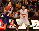 O'Gorman at Roosevelt Boys District 1AA Basketball