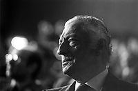 - Giovanni Agnelli nel 1980....- Giovanni Agnelli in 1980