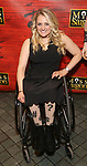 """Ali Stroker attends The Opening Night of the New Broadway Production of  """"Miss Saigon""""  at the Broadway Theatre on March 23, 2017 in New York City"""