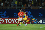 Sriwijaya vs Shandong Luneng during the 2009 AFC Champions League Group F match on May 20, 2009 at the,Jakabaring Stadium, Palembang,Indonesia. Photo by World Sport Group