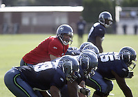 Seattle Seahawks Training Camp 2006