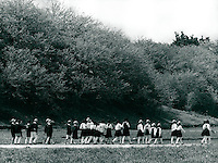 Schulausflug, Korea 1977