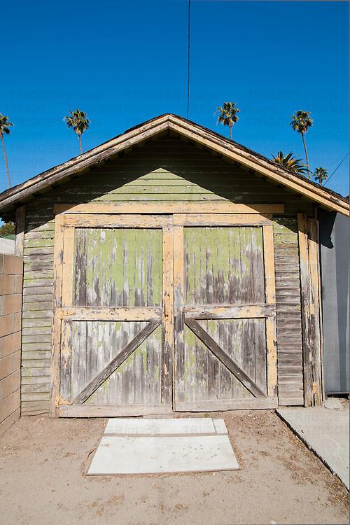 L.A. Beach hut Venice Beach