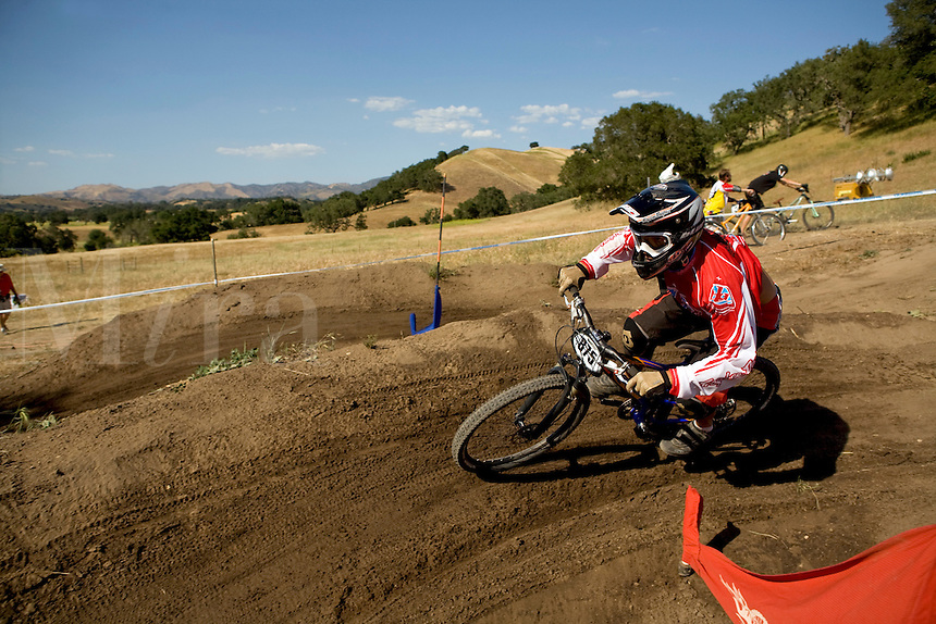 Santa Ynez Valley National Mountain Bike Classic Dual Slalom race