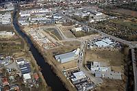 Schilfpark: EUROPA, DEUTSCHLAND, HAMBURG, (EUROPE, GERMANY), 24.02.2018: Schilfpark