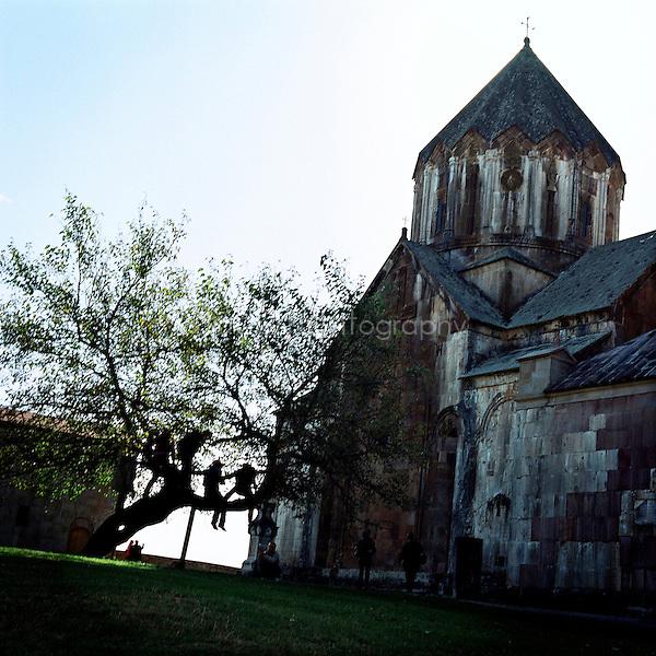 monastory of Gandzassar