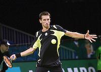 2011-02-07, Tennis, Rotterdam, ABNAMROWTT,  I Sergiy Stakhovsky