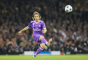 June 3rd 2017, National Stadium of Wales , Wales; UEFA Champions League Final, Juventus FC versus Real Madrid; Luka Modric of Real Madrid in action during the match