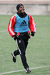 6 April 2007: Luciano Emilio. DC United and the Colorado Rapids trained on the practice fields at Dick's Sporting Goods Park in Denver, Colorado, in preparation for the season opener to be played Saturday, April 7.