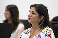 SÃO PAULO, SP, 01.11.2019 - POLITICA-SP - Jorgelina Constanzi, Diretora de Relações Internacionais do Ministério da Saúde da Argentina, participa da XLV Reunião de Ministros da Saúde dos Estados Partes e Associados do Mercosul, no Instituto Butanta em São Paulo, nesta sexta-feira, 1. (Foto Charles Sholl/Brazil Photo Press)