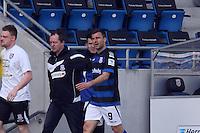 30.03.2014: FSV Frankfurt vs. SC Paderborn 07