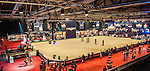 General view of the Longines Hong Kong Masters 2015 at the AsiaWorld Expo on 15 February 2015 in Hong Kong, China. Photo by Xaume Olleros / Power Sport Images