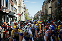 the peloton rides a neutralized loop around the city of Leuven before they really hit it off.<br /> <br /> 55th Brabantse Pijl 2015