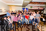 Staff of Cuil Didín Nursing Home held their Christmas Party in The Gally's Bar & Restaurant,Castlemaine Road,Tralee.