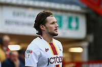Jake Reeves of Bradford City during Crawley Town vs Bradford City, Sky Bet EFL League 2 Football at Broadfield Stadium on 11th January 2020