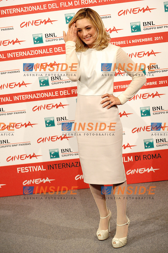 """Carolina CRESCENTINI.""""L'Industriale"""".Roma 30/10/2011 Auditorium.Festival Internazionale del Film di Roma.Foto Andrea Staccioli Insidefoto"""