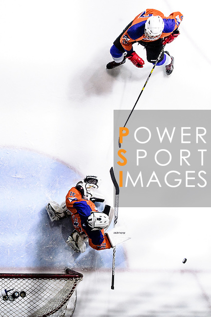 during the Principal Standard League match between Principal vs Gaggia Empire at the Mega Ice on 24 January 2017 in Hong Kong, China. Photo by Marcio Rodrigo Machado / Power Sport Images
