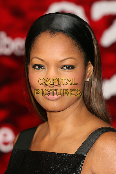 "GARCELLE BEAUVAIS-NILON.""The Number 23"" Los Angeles Premiere at the Orpheum Theater, Los Angeles, California, USA..February 13th, 2007.headshot portrait beauvais nilon.CAP/ADM/BP.©Byron Purvis/AdMedia/Capital Pictures"