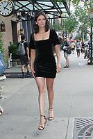 AUG 08 Nina Dobrev seen in New York City