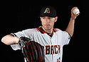 Arizona Diamondbacks Patrick Corbin (46) during photo day on February 28, 2016 in Scottsdale, AZ.