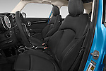 Front seat view of a 2015 MINI Cooper S 4 Door 4 Door Hatchback Front Seat car photos
