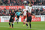 30.11.2019, RheinEnergieStadion, Koeln, GER, 1. FBL, 1.FC Koeln vs. FC Augsburg,<br />  <br /> DFL regulations prohibit any use of photographs as image sequences and/or quasi-video<br /> <br /> im Bild / picture shows: <br /> toprchance fuer Simon Terodde (FC Koeln #9), und Dominick Drexler (FC Koeln #24), <br /> <br /> Foto © nordphoto / Meuter