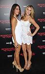 Alexa Vega and her sister Krizia Vega at the Los Angeles premiere of Resident Evil Retribution, at Regal Cinemas LA. LIVE, Los Angeles CA. September 12, 2012