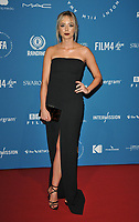 Sacha Parkinson at the British Independent Film Awards (BIFA) 2018, Old Billingsgate Market, Lower Thames Street, London, England, UK, on Sunday 02 December 2018.<br /> CAP/CAN<br /> &copy;CAN/Capital Pictures