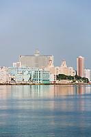 A view of modern Havana