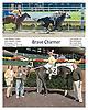 Brave Charmer winning at Delaware Park on 10/2/06