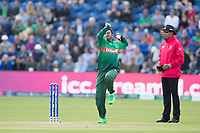\bduring England vs Bangladesh, ICC World Cup Cricket at Sophia Gardens Cardiff on 8th June 2019