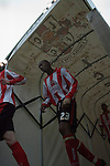 Lincoln City 0 Grimsby Town 1, 13/05/2006. Sincil Bank, League Two Play-Offs Semi-final 1st leg. Photo by Paul Thompson.