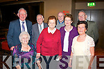 PARTY: St Brendan's Pk, Tralee residents enjoying the Active retirement club, annual Christmas dinner in the Grand Hotel, Tralee last Sunday afternoon l-r: Mary and Paddy Brosnan, Mary and Nicky Comerford, Bernie and Berty Conway with Ena and Johnny O'Shea.