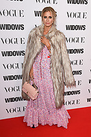"Laura Bailey<br /> arriving for the ""Widows"" special screening in association with Vogue at the Tate Modern, London<br /> <br /> ©Ash Knotek  D3457  31/10/2018"
