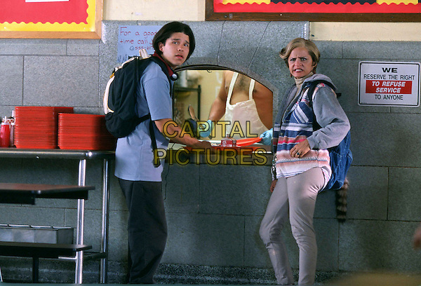 CARLO ALBAN & AMY SEDARIS.in Strangers With Candy.*Editorial Use Only*.www.capitalpictures.com.sales@capitalpictures.com.Supplied by Capital Pictures.