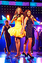 The Bodyguard. A Musical based on the Warner Brothers Film . Book by Alex Dinelaris , directed by Thea Sharrock. With Heather Headley as Rachel Marron, Debbie Kurup as Nicki Marron. Opens at The Adelphi Theatre on 5/12/12 . CREDIT Geraint Lewis